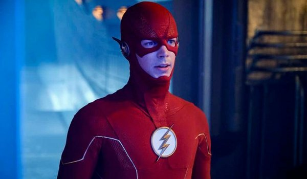 The Flash - Into the Void television review