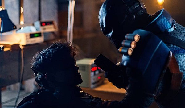 Titans - Deathstroke TV review