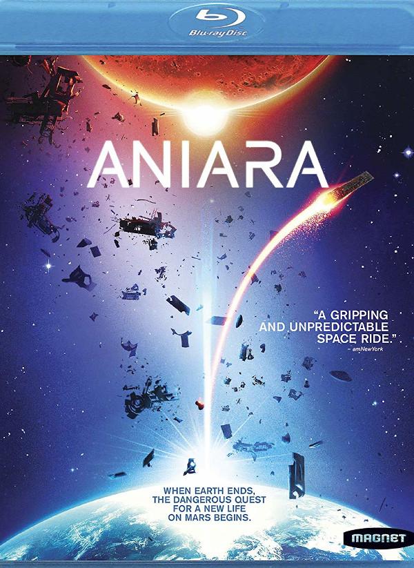 Aniara Blu-ray review