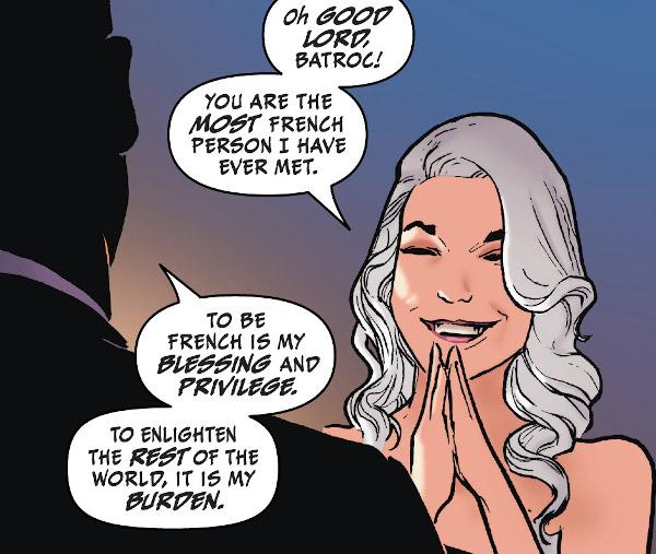 Black Cat #6 comic review