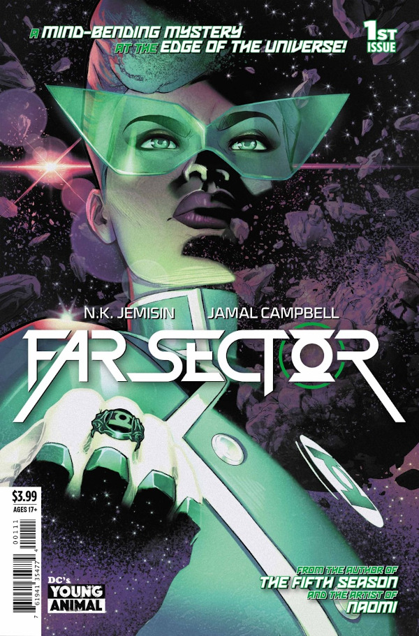 Far Sector #1 comic review