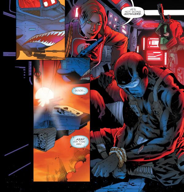 G.I. JOE: A Real American Hero #268 comic review