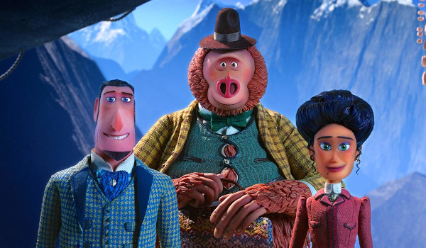 Missing Link DVD review