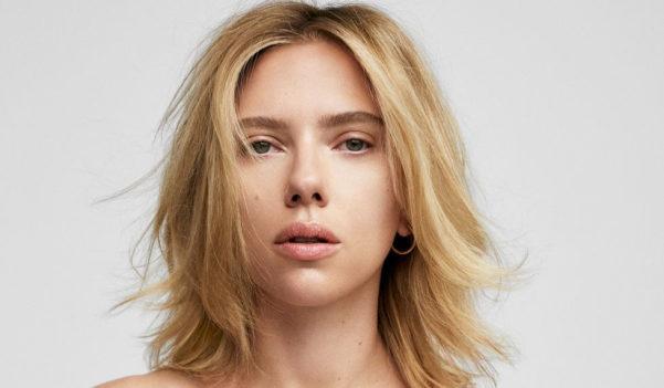 Scarlett Johansson - Elle (November 2019)