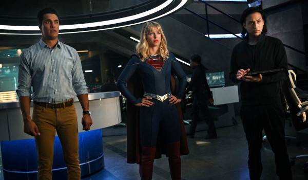 Supergirl - Confidence Women television review