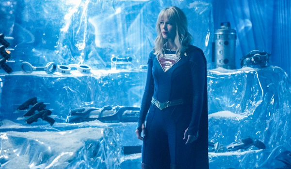 Supergirl - Tremors television review