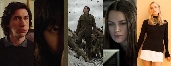 The Nine Best Films of 2019