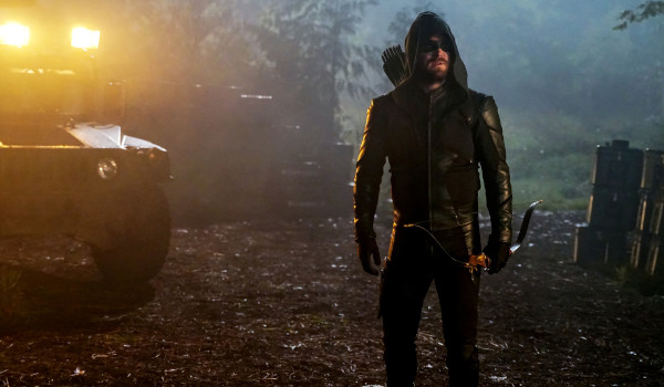Arrow - Purgatory television review