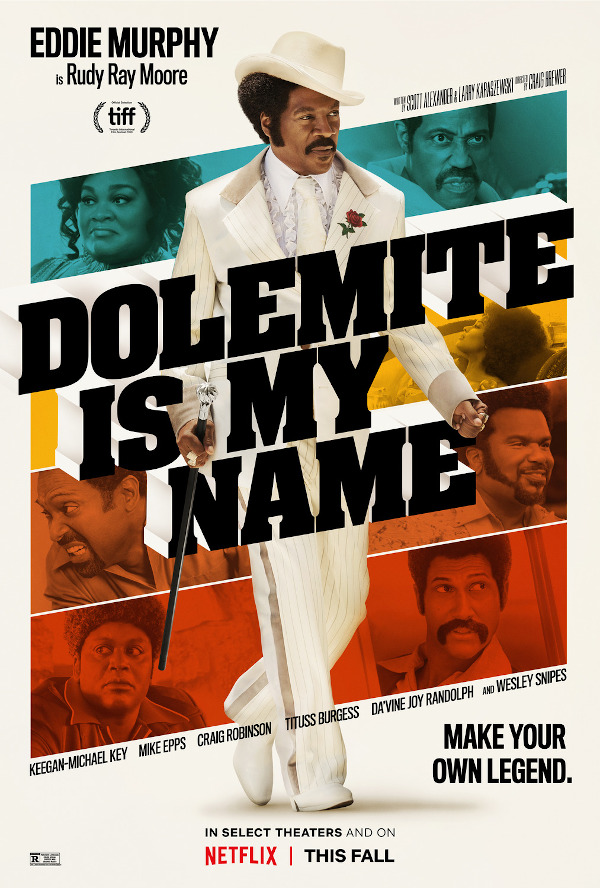 Dolemite is My Name movie review