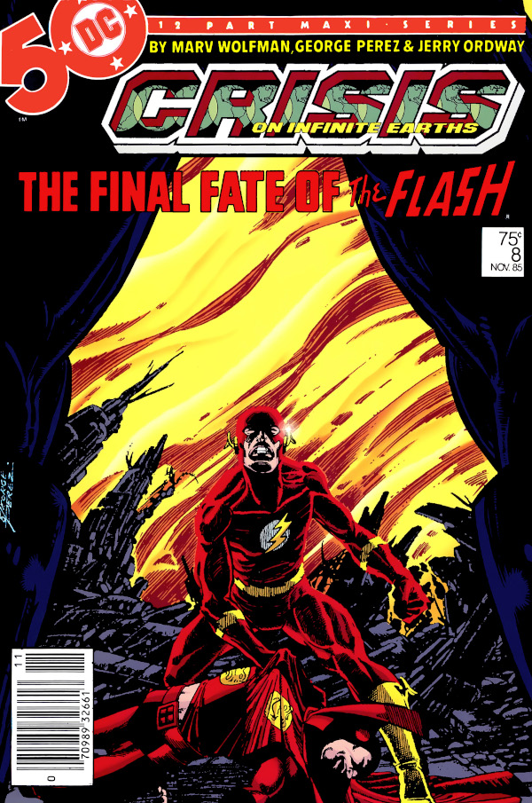 The Flash - Crisis on Infinite Earths: Part Three television review
