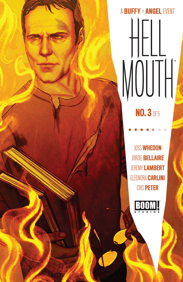 Hellmouth #3 comic review