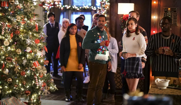 Legacies - This Christmas Was Surprisingly Violent TV review