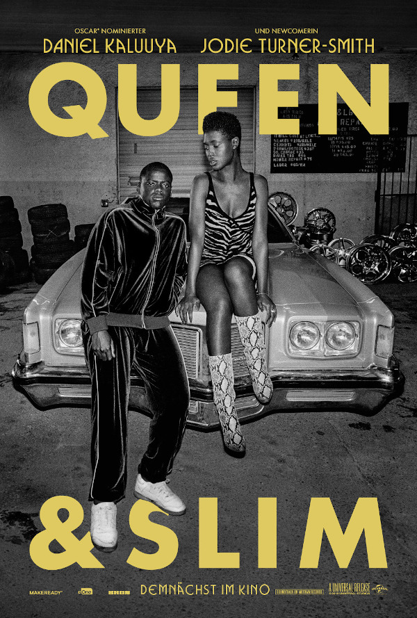 Queen & Slim movie review