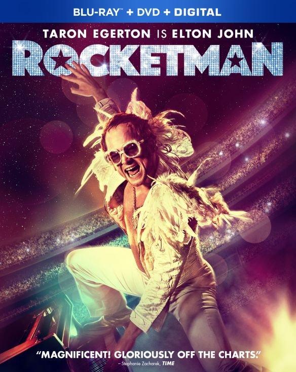 Rocketman Blu-ray review
