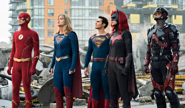 Supergirl - Crisis on Infinite Earths: Part One television review