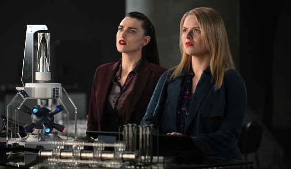 Supergirl - The Wrath of Rama Khan television review