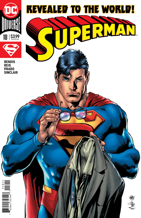 Superman #18 comic review