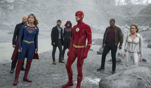 Arrow - Crisis on Infinite Earths: Part Four TV review