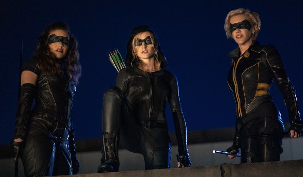 Arrow - Green Arrow & The Canaries television review