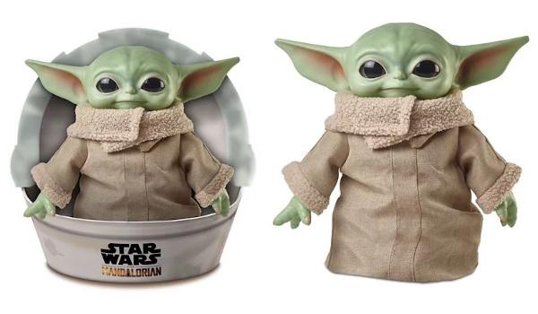 Baby Yoda 11in. Plush