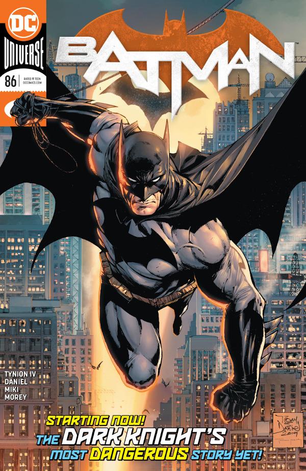 Batman #86 comic review