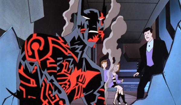 Batman Beyond - Spellbound television review