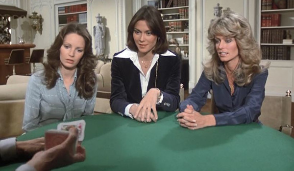 Charlie's Angels - The Big Tap-Out television review