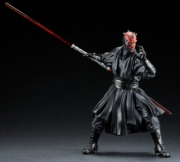 Darth Maul Phantom Menace ARTFX+ Statue