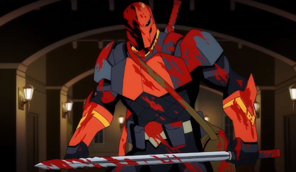 Deathstroke: Knights & Dragons - Part One TV review