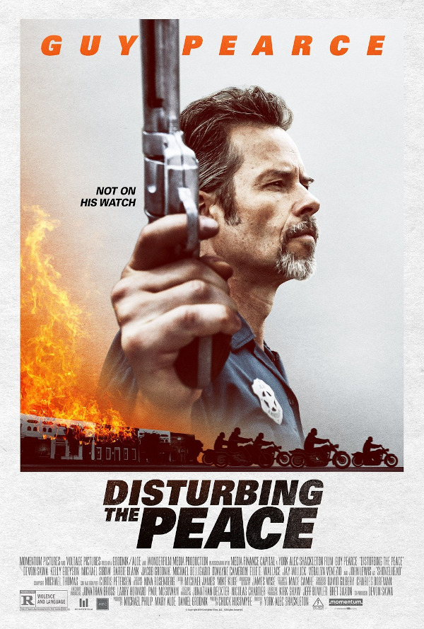 Disturbing the Peace movie review