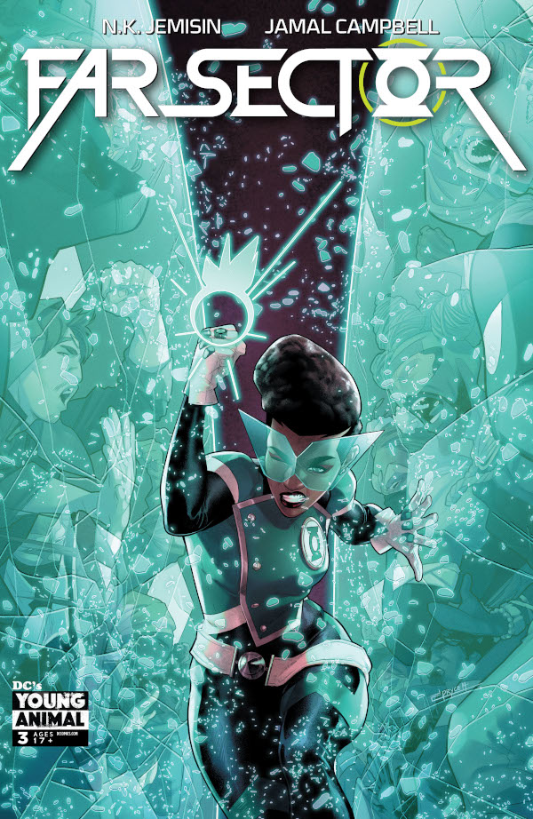 Far Sector #3 comic review