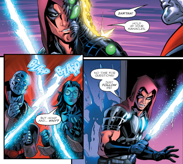 G.I. JOE: A Real American Hero #269 comic review