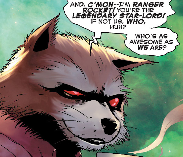 Guardians of the Galaxy #1 comic review