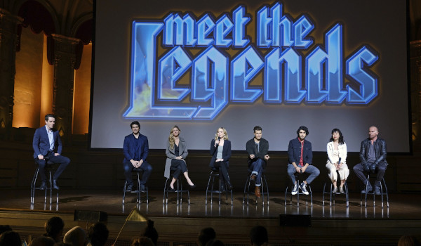 Legends of Tomorrow - Meet the Legends TV review
