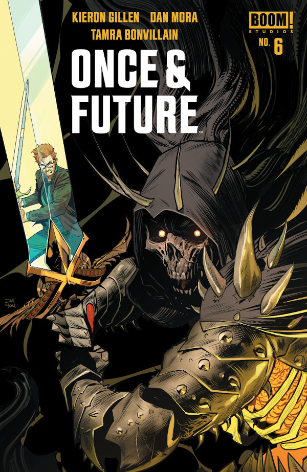 Once and Future #6 comic review