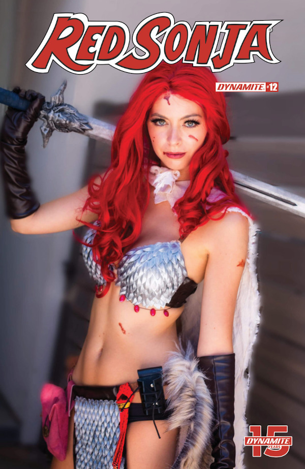Red Sonja #12 comic review