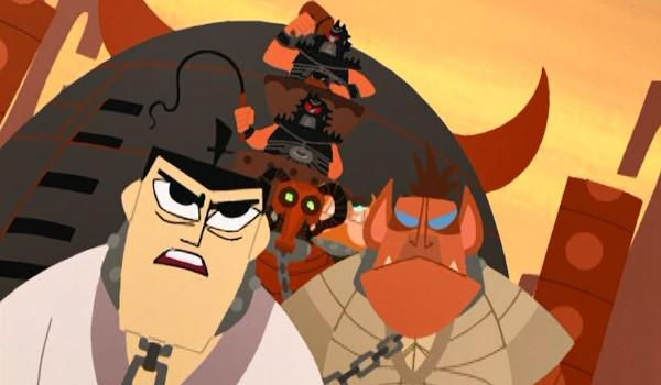 Samurai Jack - Episode XVI: Jack and the Smackback