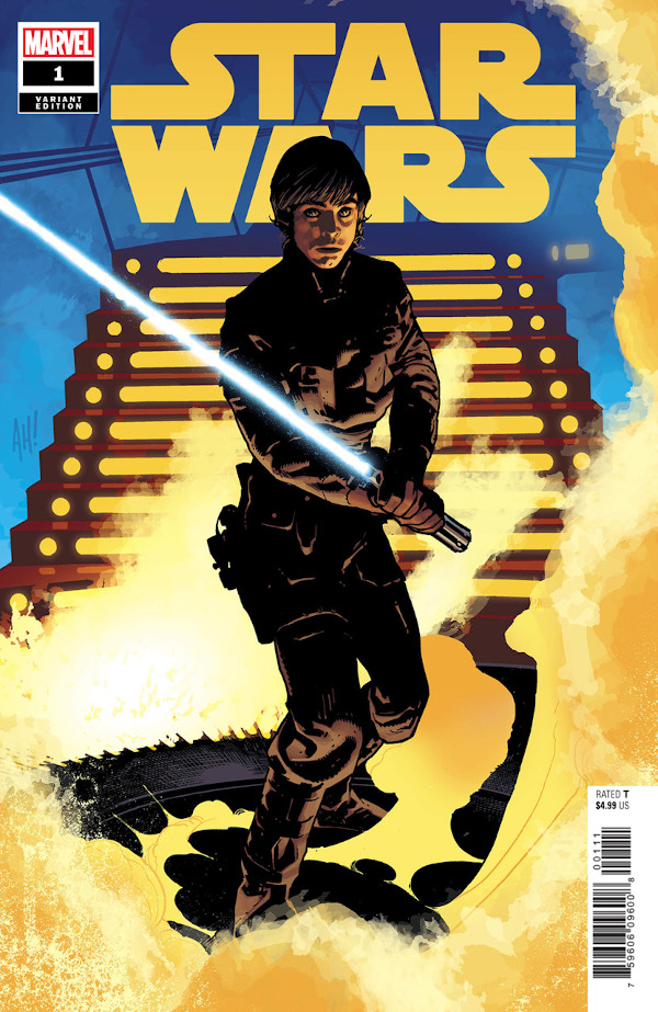 Star Wars #1 comic review