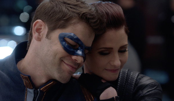 Supergirl - Back From the Future (Part One) television review