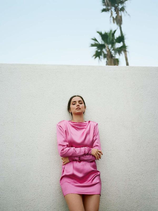 Ana de Armas - NET-A-PORTER (February 2020)