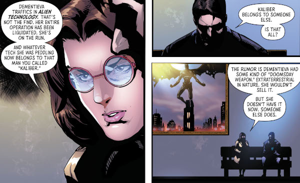 Batman & the Outsiders #10 comic review