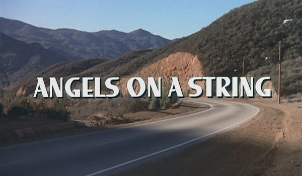 Charlie's Angels - Angels on a String TV review