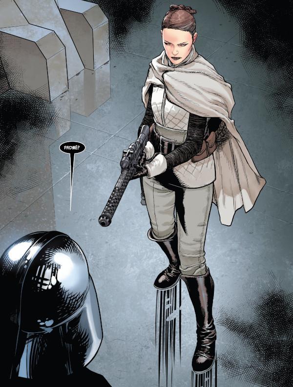 Darth Vader #1 comic review