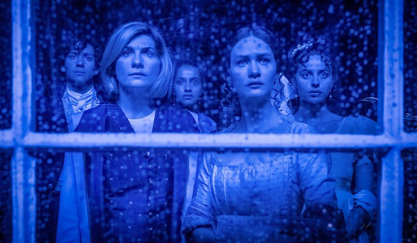 Doctor Who - The Haunting of Villa Diodati television review
