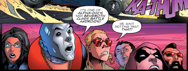 G.I. JOE: A Real American Hero #270 comic review
