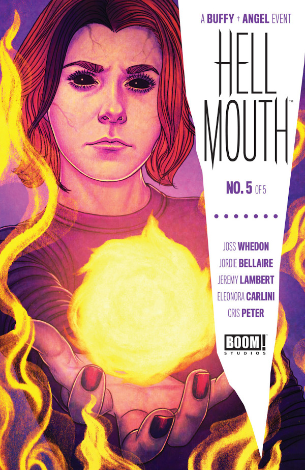 Hellmouth #5 comic review