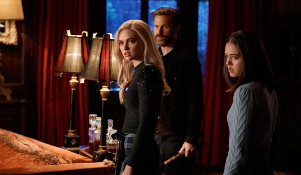 Legacies - What Cupid Problem? / Kai Parker Screwed Us television review