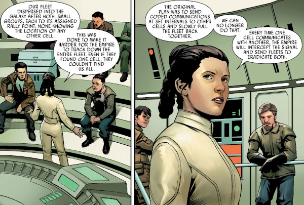 Star Wars #2 comic review
