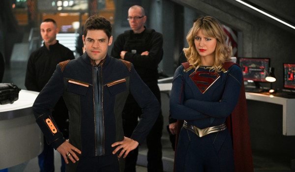 Supergirl - Back From the Future (Part Two) television review