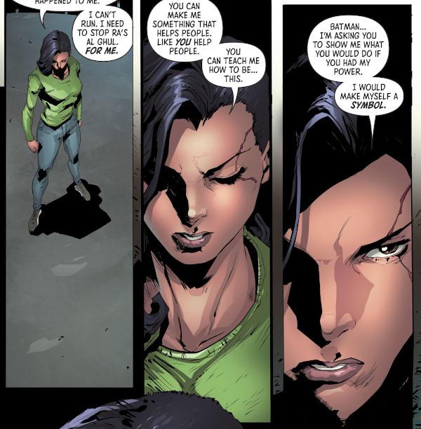 Batman & the Outsiders #11 comic review
